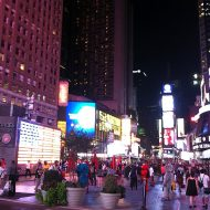 City-lights-in-Times-Square