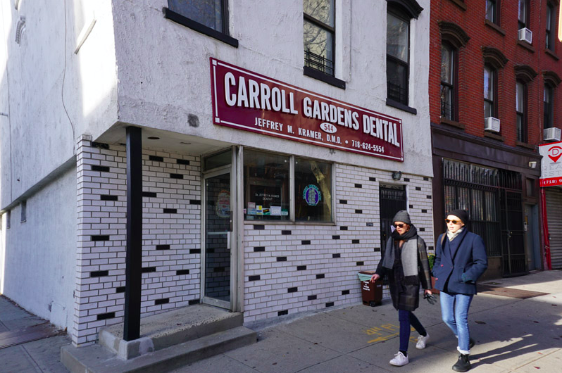 carroll gardens dental