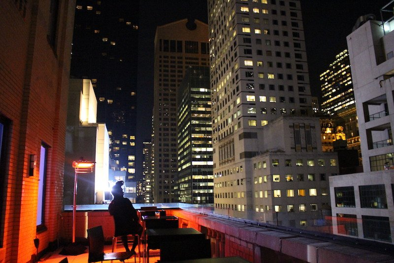 rooftop manhattan