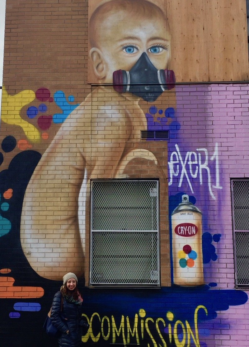 Sexer 1 in the South Bronx