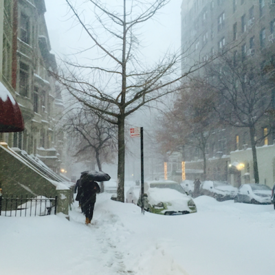 A New York Winter Survival Guide