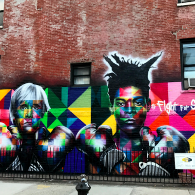 Where To See The Best Street Art in Williamsburg