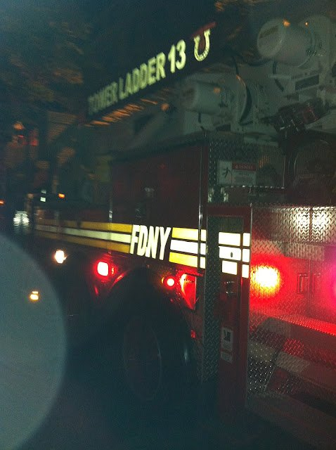 Have you ever been stuck in an elevator? I was and the FDNY rescued me.