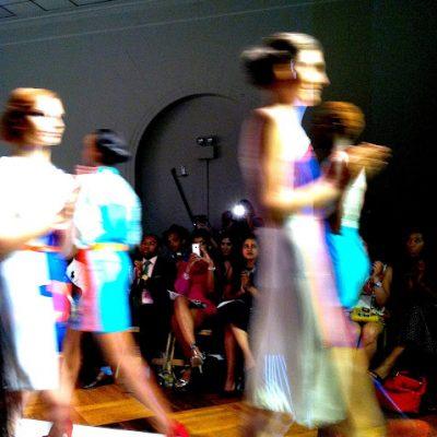 Fashion Week NYC — Soojin Lee