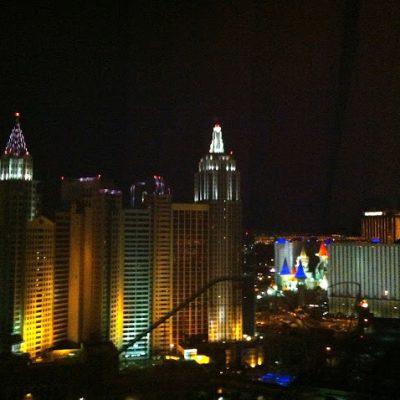 A New Yorker in Vegas