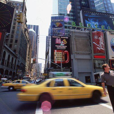 My Writing Love Affair With Manhattan