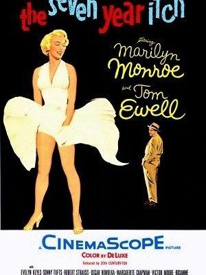 Marilyn Monroe's White Dress Scene