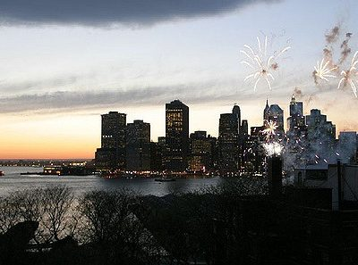 The World Didn't End—Time to Ring in 2013 in NYC