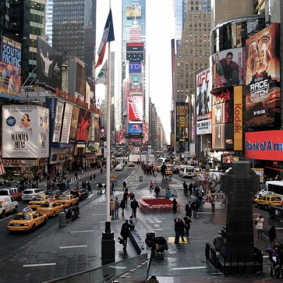 Best Valentine's Date in NYC? Renew Your Wedding Vows in Times Square