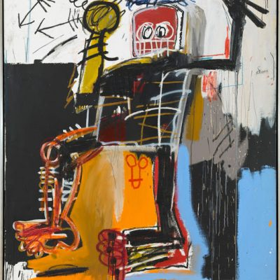 Basquiat Is Larger Than Life at the Gagosian