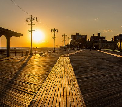 Heat Up Your Summer in Coney Island, Brooklyn