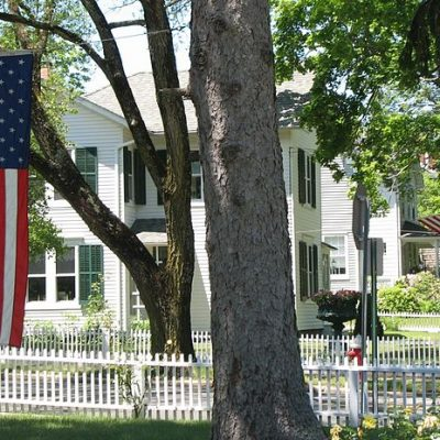 A New Yorker in Sag Harbor