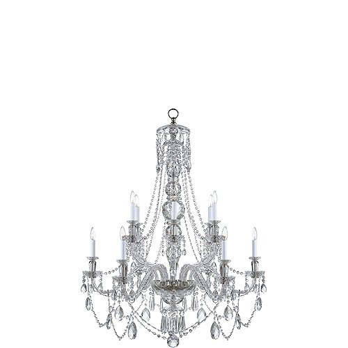 Daniela Medium Two Tier Chandelieru2013courtesy Of Gracious Home