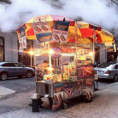 NYC Hot Dogs: Not Your Typical Frank