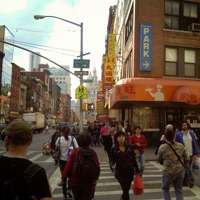 Eat a $5 Lunch in Downtown Manhattan