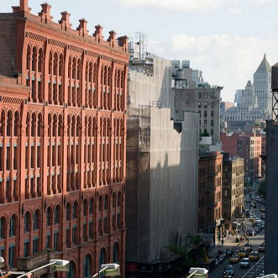 Peering into the Puck Building: Landmark or Penthouse?