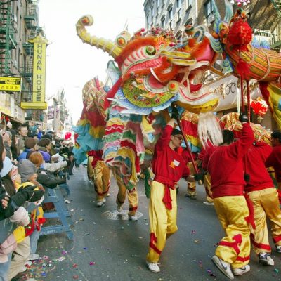Eat for the Chinese New Year in NYC