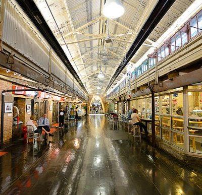 A Walk Through Chelsea Market