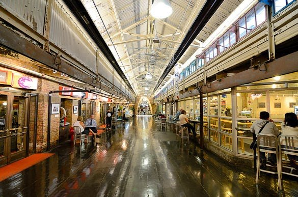Chelsea Market Shops, NYC   Tracy's New York Life