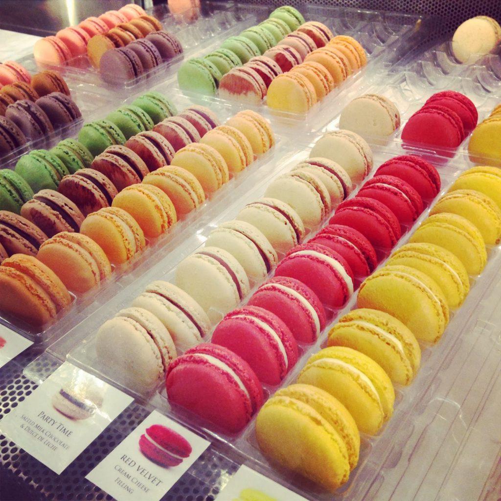 Macarons Upper West Side
