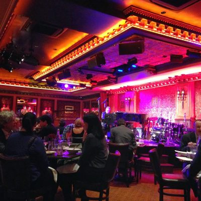 'Glimpses of Spring' at 54 Below with Chef André