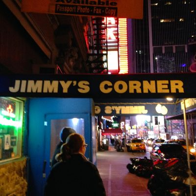 Jimmy's Corner Keeps It Real