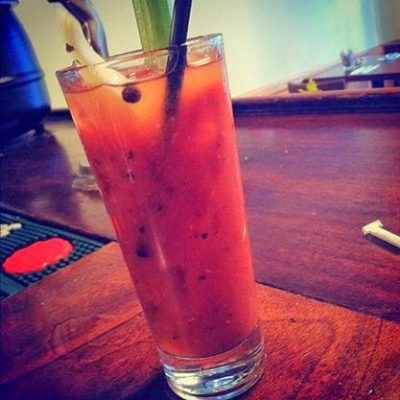 New York's Best Bloody Marys; Midtown Resembles a Postcard, Portrait of a West Sider, and More;
