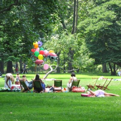 Pack Your Perfect New York City Picnic
