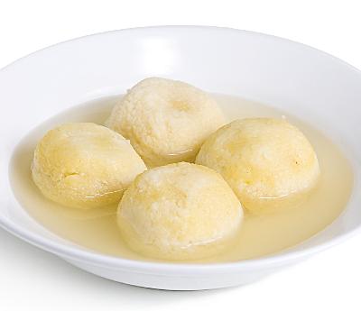 Slup Up NYC's Best Matzo Ball Soup