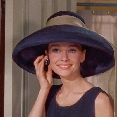That Happened Here: Breakfast At Tiffany's With Audrey Hepburn