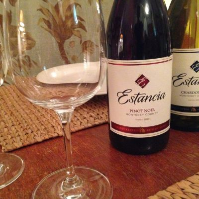 In the Kitchen with Gail Simmons and Estancia Wine for Cinco de Mayo