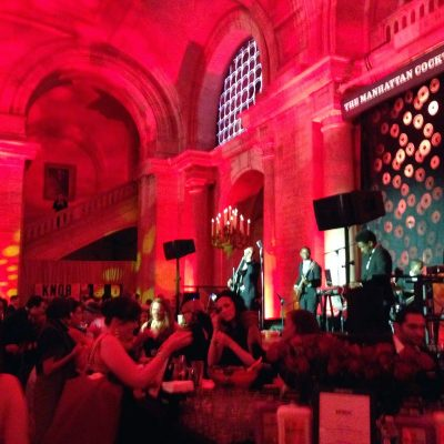 NYC Parties Hard at Manhattan Cocktail Classic Gala