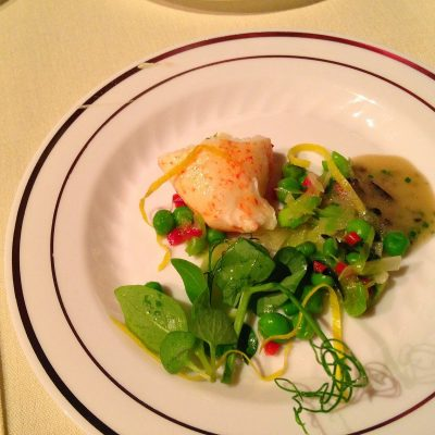 NYC Chefs Craft Beautiful Food at Lobster De Mayo