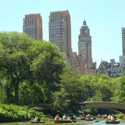 Photogenic Central Park; Naked Mermaid Parade; What's on Your Reverse NYC Bucket List, and More
