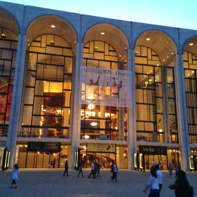 5 Reasons to Get Excited About Lincoln Center This Summer