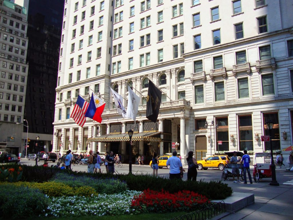 Plaza in New York, best nyc hotel