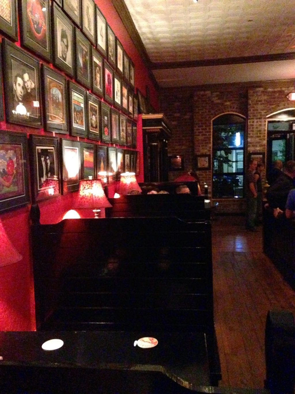 The Red Room bar