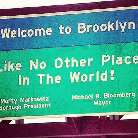 like no other place, brooklyn ny, brooklyn