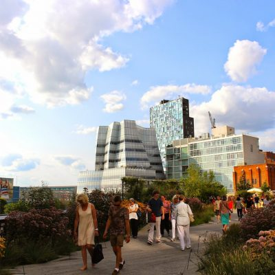 The High Line Is One More Reason to Love New York