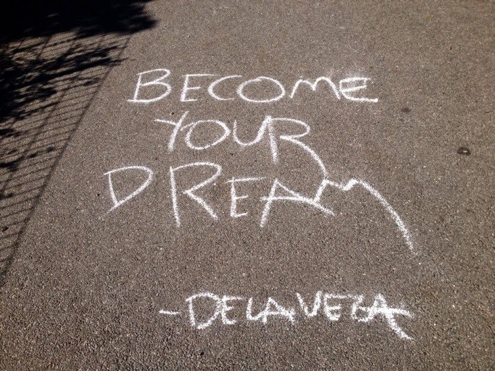 Become Your Dream.