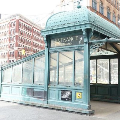My Absolute  Favorite Subway Stations in Manhattan