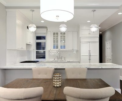 Dressed in White: 5 NYC Kitchens to Dream About