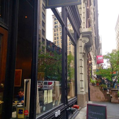 Harding's NYC: Fresh Americana and a Brunch Burger to Top All Others