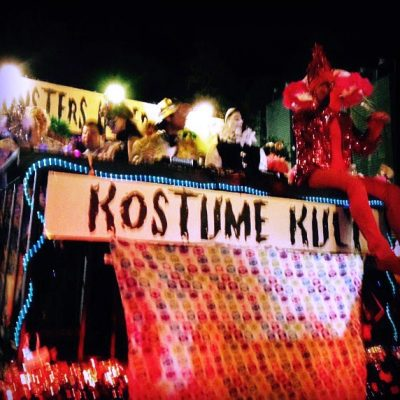 Reveling in the Village Halloween Parade