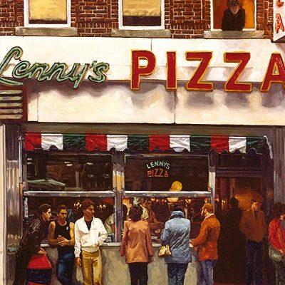 Lenny's and Krispy Pizza Evoke Blissful Brooklyn Memories