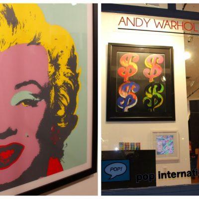At Face Value: Andy Warhol Collection in SoHo