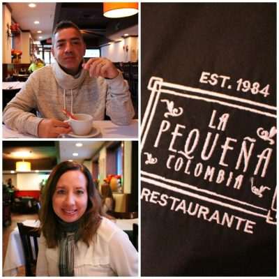 Lunch Special at La Pequeña Colombia Restaurante Fits the Bill