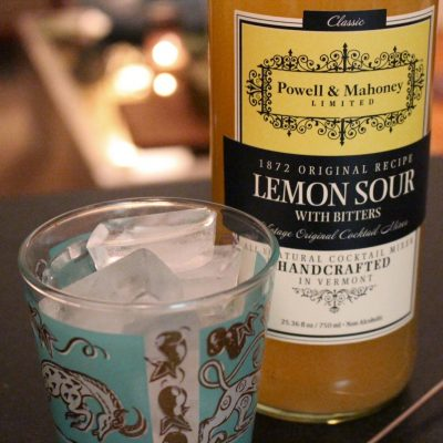 Relax This Weekend with Classic Sour Cocktails