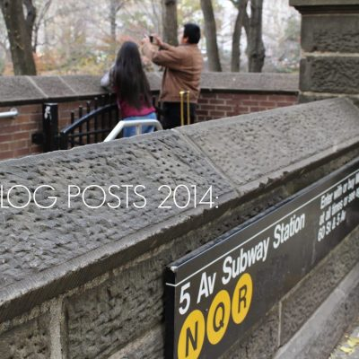 Top 14 Blog Posts of the Year Countdown: #3 – Learn the Basics of New York Subway Commuting