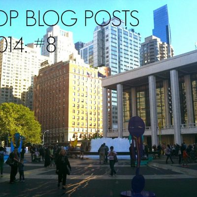 Top 14 Blog Posts of the Year Countdown: #8 – Look and Act Like a New York Local Even if You're Not